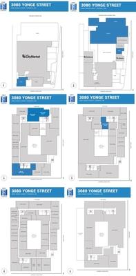 3080 Yonge Street plan