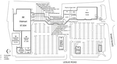 404 Town Centre plan