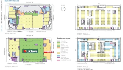 5th & Third East Village plan