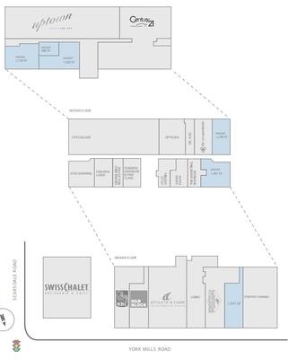 801 York Mills plan