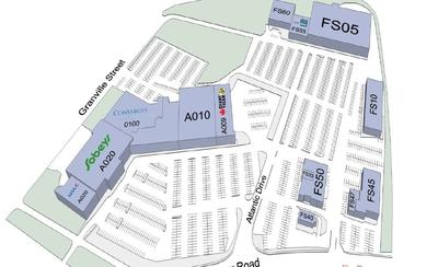 Aberdeen Shopping Centre plan