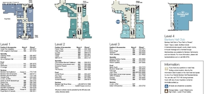 Bankers Hall plan