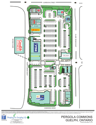 Clairfield Commons plan