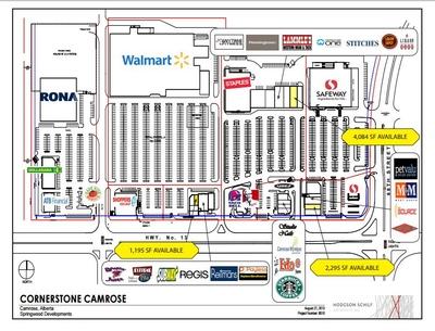 Cornerstone Camrose plan