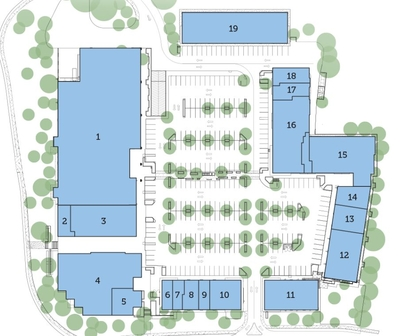 Eagle Creek Village plan