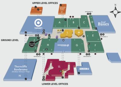 East York Town Centre plan