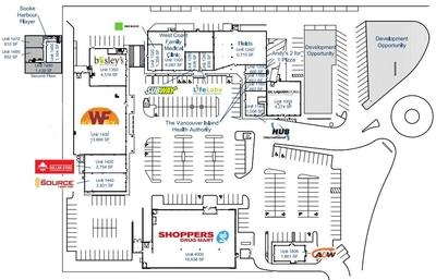 Evergreen Center plan