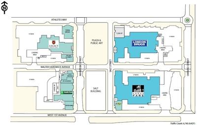 False Creek Village plan