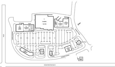 Flamborough Power Centre plan