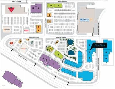 Fremont Village plan