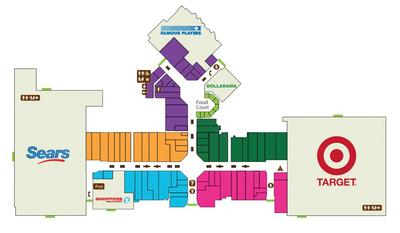 Kildonan Place plan