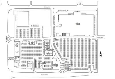 Walmart Lethbridge North Supercentre plan