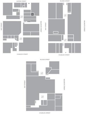 Manulife Centre plan