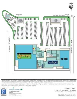 McKenzie Professional Centre plan