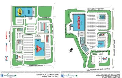 McLaughlin Corners plan