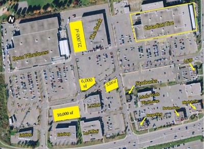 Nepean Crossroads Centre plan