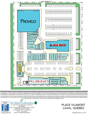 Place Vilamont plan