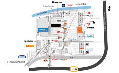 Queensborough Landing plan