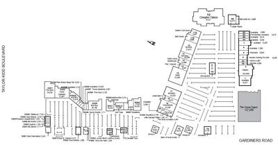 RioCan Centre Kingston plan