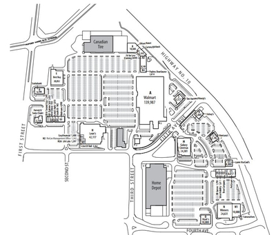 RioCan Fairgrounds plan