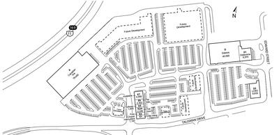 RioCan Gravenhurst plan
