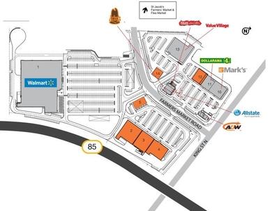 SmartCentres Waterloo plan