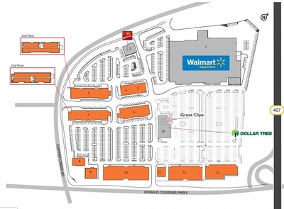 Smartcentres Markham East Boxgrove plan