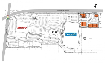 Smartcentres Toronto (North Park Plaza) plan