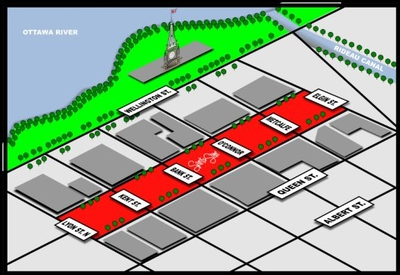 Sparks Street plan