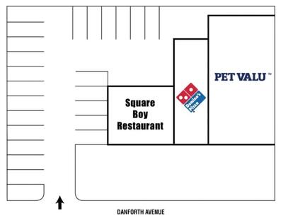 Square Boy Plaza plan