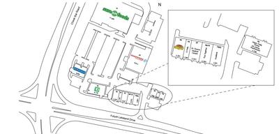Summerwood Centre Shopping Center plan
