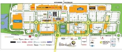 The Boardwalk plan