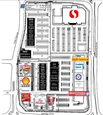 University Heights Square plan