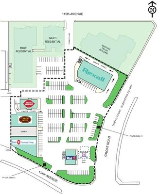 Westmount Village plan