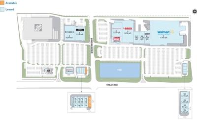 Woodland Hills Centre plan
