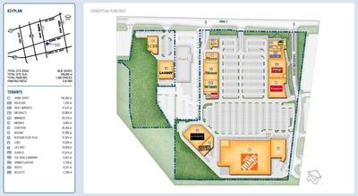 Woodside Power Centre plan
