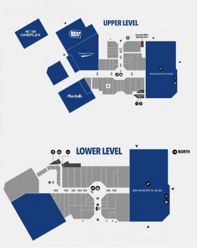 Aberdeen Mall plan