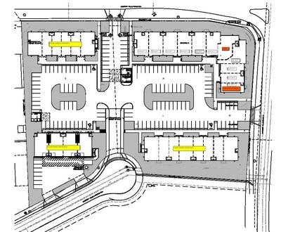 Ashton Square plan