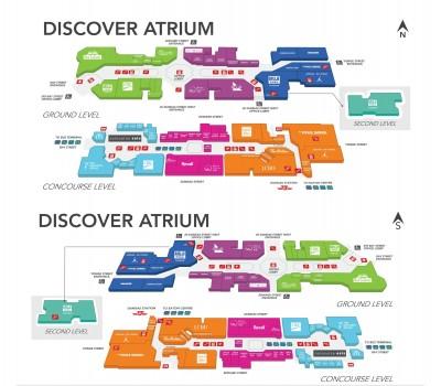 Atrium plan