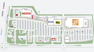 Barrhaven Town Centre plan