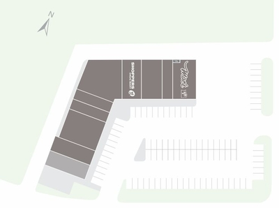Belmead Shopping Centre plan