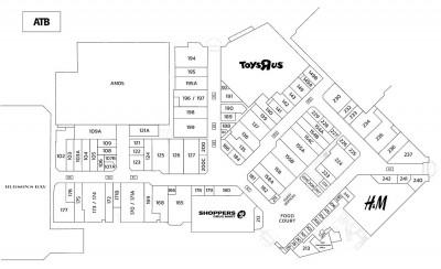 Bower Place plan
