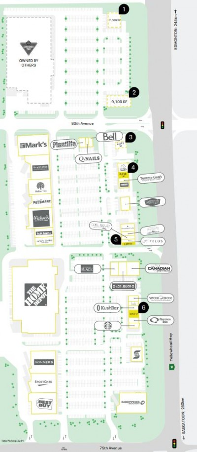 Brentwood Commons plan