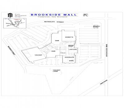 Brookside Mall plan