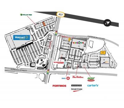 Burlington North SmartCentre plan