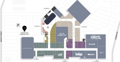Cambridge Centre plan