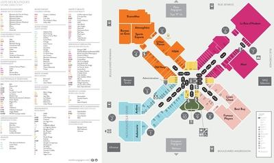 Carrefour Angrignon Lasalle plan
