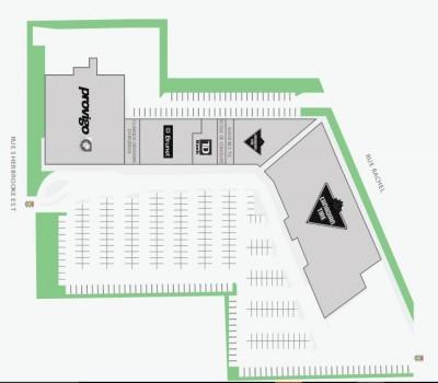Centre Commercial Maisonneuve plan