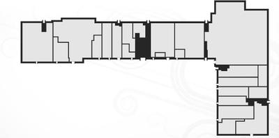 Centre Commercial Plaza Laval plan