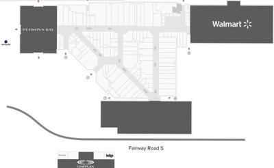 CF Fairview Park plan